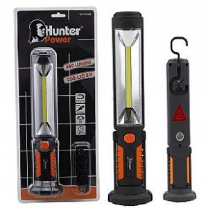 פנס LED נטען גדול מגנטי Hunter 5W