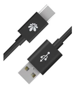 מטען חשמל USB-C + כבל
